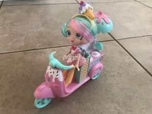 Shopkins Shoppies Peppa-Mint's Gelati Scooter for Sale in Glendale, AZ