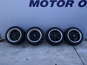 COBRA RIMS WITH TIRES 17' for Sale in Hialeah, FL