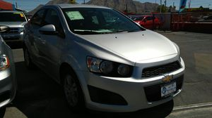 2015 chevy sonic lt $500 down payment oac for Sale in Las Vegas, NV