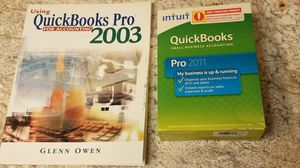 QuickBooks Pro 2011 windows xp vista for Sale in Riverside, CA