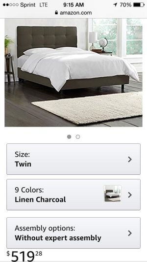 Twin sz bed for Sale in Columbus, OH