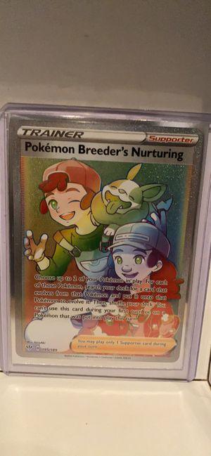 Pokemon Breeder's Nurturing card for Sale in Miramar, FL