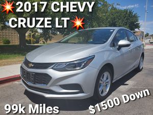 2017 CHEVY CRUZE LT for Sale in Las Vegas, NV