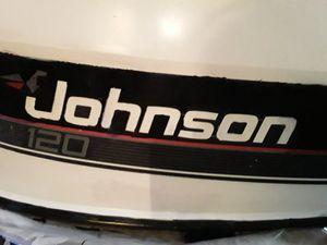 Johnson boat motor for Sale in Bonney Lake, WA