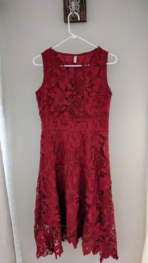 V Neck Lace Dress for Sale in Des Plaines, IL