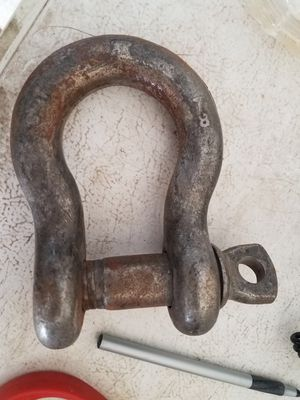 """Horseshoe. 3""""wide...4 """" long...3/4"""" thick. for Sale in Glendale, AZ"""