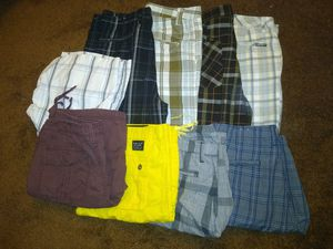 Assorted Shorts Men's 32 waist for Sale in Las Vegas, NV
