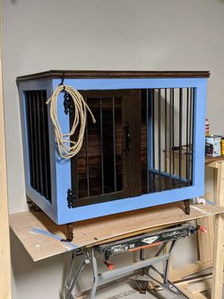 Custom dog kennel crate for Sale in Ocala,  FL