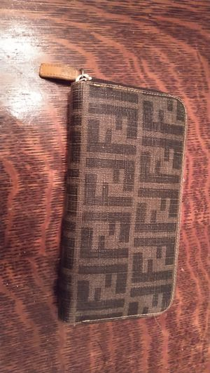 Zip around Fendi wallet. for Sale in Keizer, OR