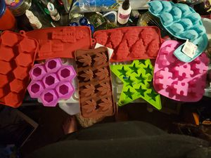 Silicone, resin, mold for Sale in Encinal, TX