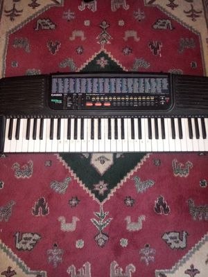 Casio tonebank keyboard for Sale in Taylor, MO