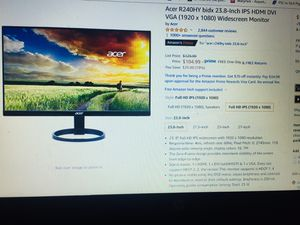 Brand New Monitor for Sale in Laguna Niguel, CA