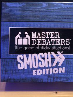 Master Debaters Board game for Sale in Everett,  WA