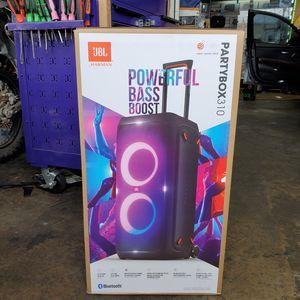 JBL Portable Speaker Partybox310 for Sale in Baldwin Park, CA