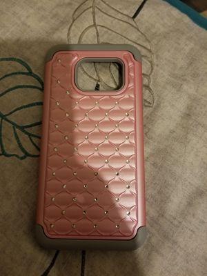 Galaxy S7 edge phone case for Sale in Phenix, VA