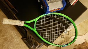 Head tennis racket for 4-5 year old 19 inch for Sale in Plano, TX