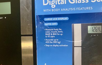 Glass Body Analysis Scale for Sale in Haines City,  FL