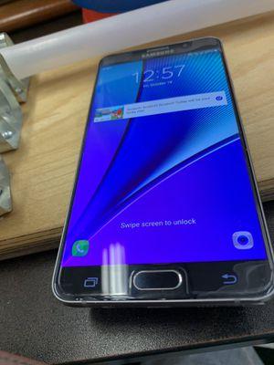 Samsung galaxy note 5 unlocked 64gb for Sale in Brooklyn, NY