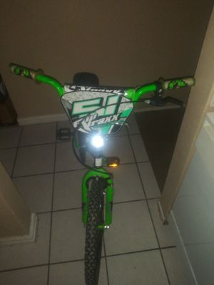 7 ozone 500 boys 20in. Riptraxx bmx bike. for Sale in Carrollton, TX