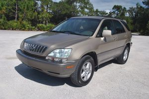 2003 Lexus RX300 4WD Power Sunroof Runs Great!! for Sale in Clearwater, FL