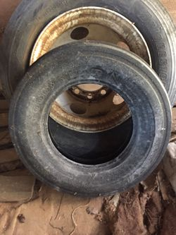 6.50X16 Tractor Tire for Sale in Elberton,  GA