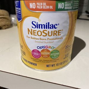 Similar Neisure Infant Formula 12 Cans for Sale in Oklahoma City, OK
