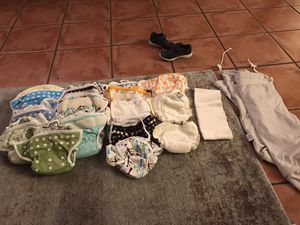 Cloth diaper stash for Sale in Scottsdale, AZ