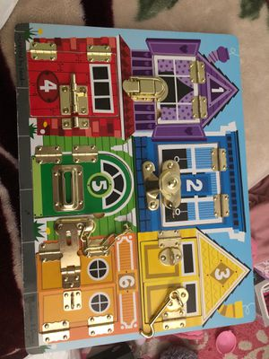 Melissa and Doug Toy Latch for Sale in Suisun City, CA