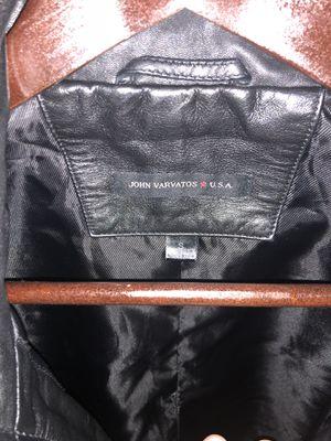 New John Varvatos genuine leather jacket - retails $1k for Sale in Nashville, TN
