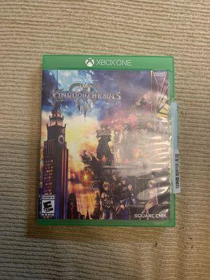 Kingdom hearts Xbox one for Sale in Rancho Santa Margarita, CA