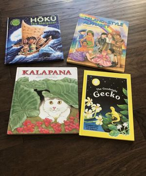 Kids books Hawaii for Sale in Oakley, CA