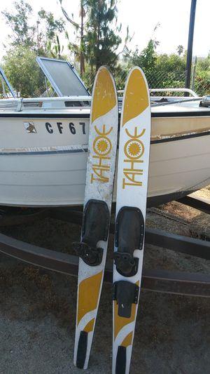 Tahoe water skis for Sale in Perris, CA
