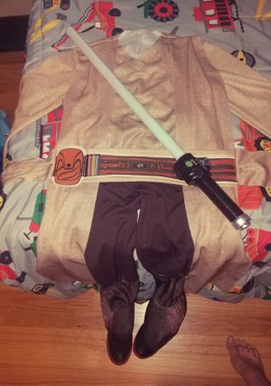 Luke Skywalker outfit for Sale in Quincy, IL