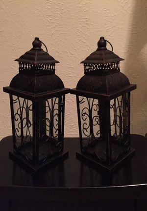 Lantern decor for Sale in Nashville, TN