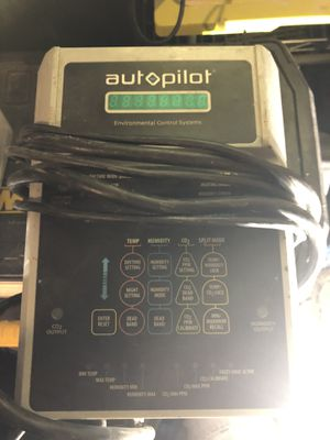 Auto pilot grow control for Sale in Anaheim, CA