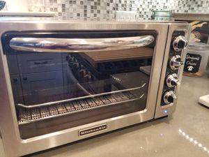 Kitchenaid countertop convection oven. for Sale in Livermore, CA