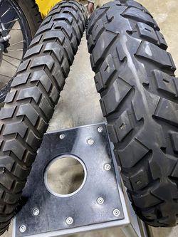 Heidenau Scout K60 Motorcycle Tires (Sale Pending) for Sale in Ontario,  CA