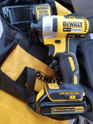 Dewalt Impact Drill 20v for Sale in Winston-Salem, NC