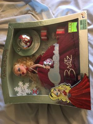 Bratz Doll Collectors Edition Chloe for Sale in Coral Springs, FL