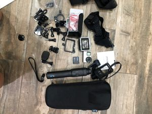 GoPro Hero4, Karma grip stabilizer and more! for Sale in Phoenix, AZ