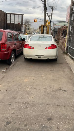 2003 infinity g35 coupe for parts for Sale in Queens, NY