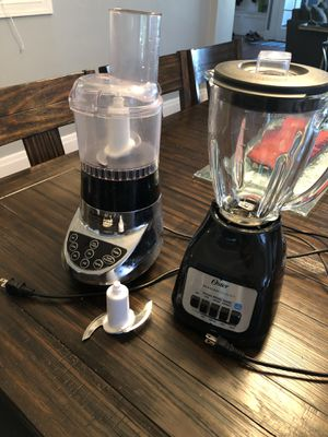 Blender and food processor for Sale in Buffalo, NY