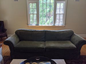 Custom made extra long couch for Sale in Princeton, NJ