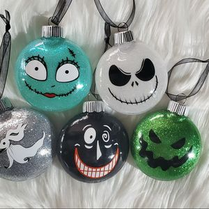 Nightmare Before Christmas Ornaments for Sale in Tacoma, WA
