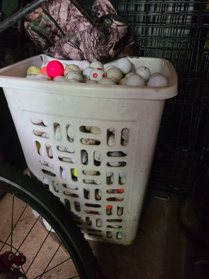 Mixed golfballss for Sale in Rock Hill, SC