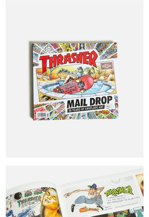 Thrasher Mail Box Book for Sale in Palo Alto, CA