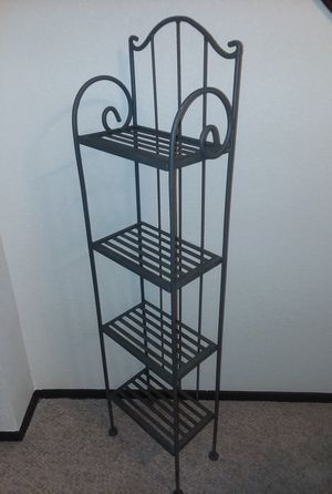 Iron Baker Rack, skinny for Sale in Stockton, CA