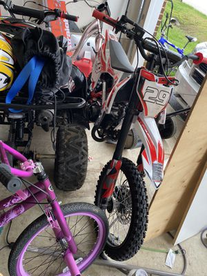 125 2020 dirt bike for Sale in MD, US