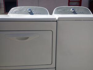 Maytag bravos washer and dryer for Sale in Fresno, CA