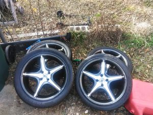 Rims/tires for Sale in Memphis, TN